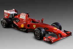 yeni Ferrari F60