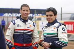 Matthieu Baumel et Filipe Palmeiro