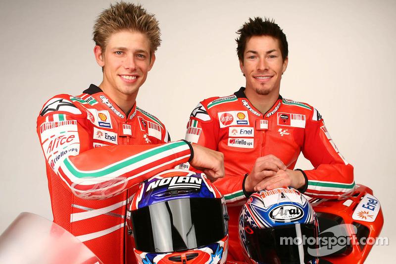 2009: Naar Ducati, Casey Stoner als teamgenoot