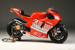 La nueva Ducati Desmosedici GP9