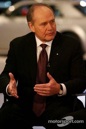 Robert Nardelli, PDG de Chrysler