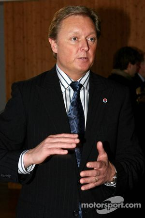 Henrik Fisker CEO of Fisker