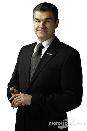 Dieter Gass, ingénieur en chef