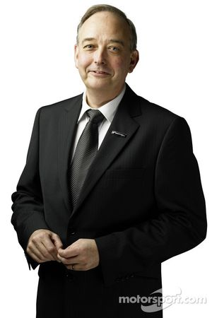 John Howett, President