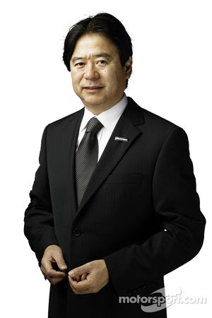 Noritoshi Arai, Director Technical Coordination Chassis