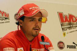 Press conference: Felipe Massa