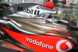 detay, yeni McLaren Mercedes MP4-24
