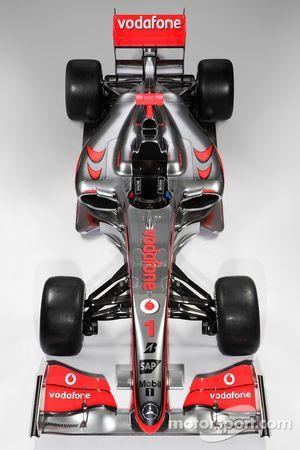 yeni McLaren Mercedes MP4-24