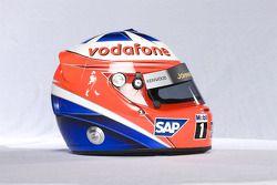 Helmet, Gary Paffett