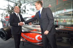 Ron Dennis y Martin Whitmarsh