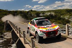 #304 Mitsubishi Racing Lancer: Nani Roma and Lucas Cruz Senra