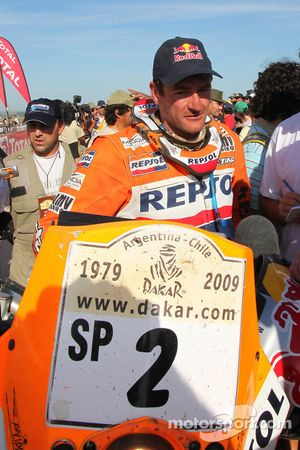 El ganador Marc Coma