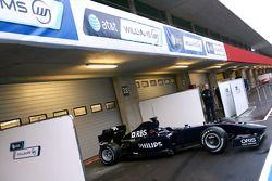 Der neue Williams FW 31