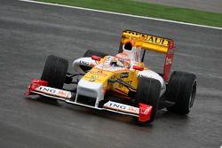 Nelson A. Piquet, Renault F1 Team, im neuen R29