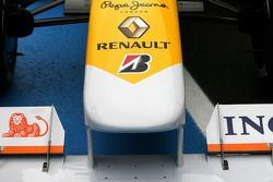 Nose detay, yeni Renault R29