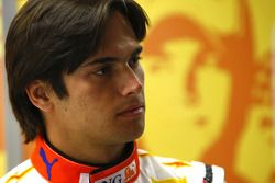 Нельсон Пике-мл., Renault F1 Team