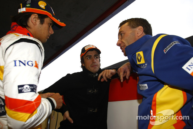 Nelson A. Piquet ve Fernando Alonso