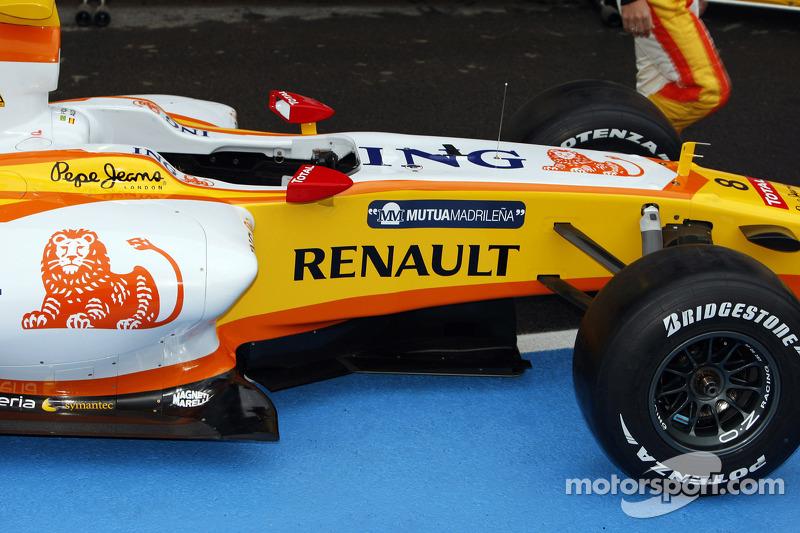 detay, yeni Renault R29