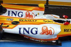 Detalle del Renault R29