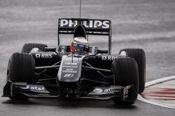 Testfahrer Nico Hülkenberg, WilliamsF1 Team, FW31