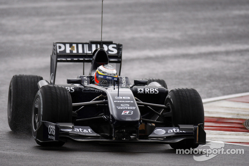 Nico Hulkenberg, Test Pilotu, WilliamsF1 Team, yeni FW31