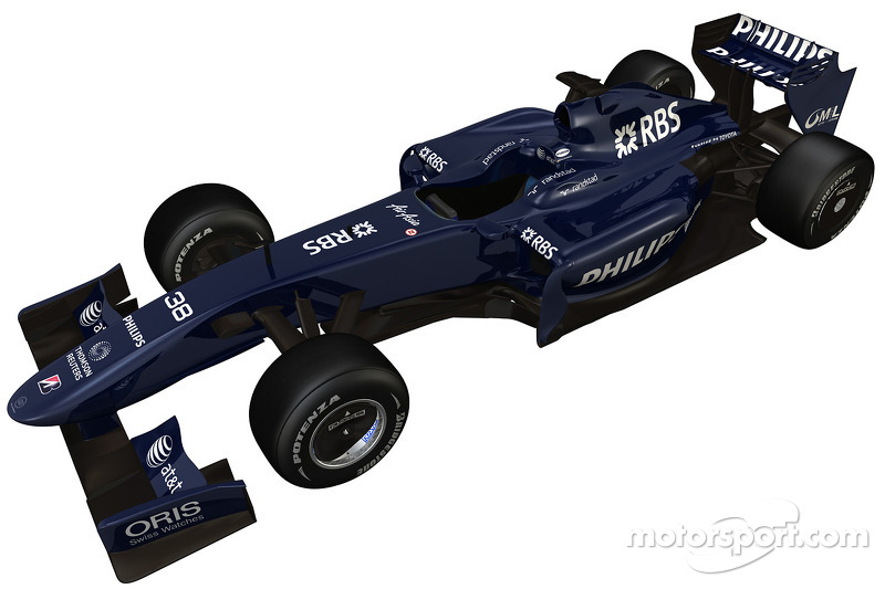 yeni Williams FW 31