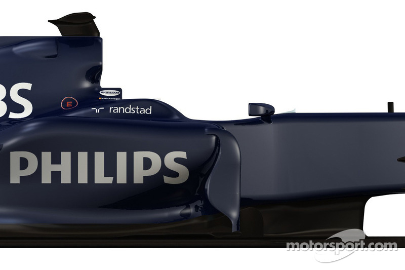 detay, yeni Williams FW 31