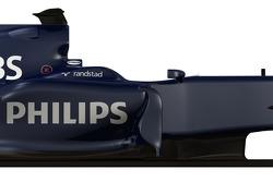 Williams FW 31: Airbox