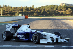 The new BMW Sauber F1.09