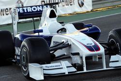 yeni BMW Sauber F3.09