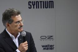 Press conference: Dr. Mario Theissen, BMW Sauber F1 Team, BMW Motorsport Director