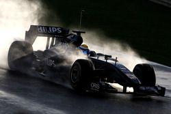 Nico Rosberg, WilliamsF1 Team dans la nouvelle FW31