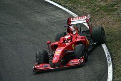 Kimi Raikkonen, Scuderia Ferrari sulla nuova Ferrari F60