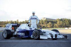 Nick Heidfeld, BMW Sauber, F1.09