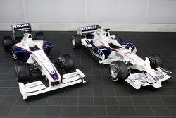 BMW Sauber F1.09; BMW Sauber F1.08