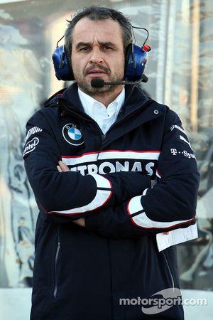 Beat Zehnder, BMW Sauber F1 Team, Team Manager