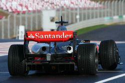 Льюис Хэмилтон, McLaren Mercedes в новом MP4-24