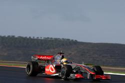 Lewis Hamilton, McLaren Mercedes, MP4-24- Formula 1 Testing, Algarve MotorPark