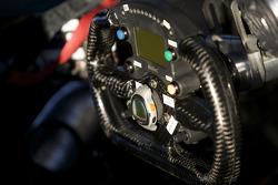 #2 Childress-Howard Motorsports Pontiac Crawford steering wheel