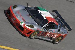 #56 Mastercar-Coast 2 Costa Racing Ferrari 430 Challenge: Cesar Campanico, Luca Drudi, Christian Mon