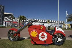 A Ferrari chopper?
