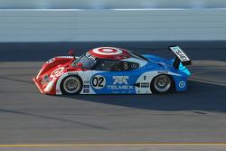 #02 Chip Ganassi Racing with Felix Sabates Lexus Riley: Scott Dixon, Dario Franchitti, Alex Lloyd