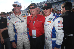 Darren Law, Bob Bondurant et Buddy Rice