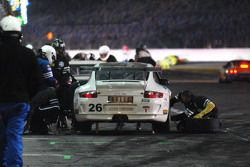#26 Gotham Competition Porsche GT3: Gerardo Bonilla, Jerome Jacalone, Joe Jacalone, Shane Lewis, Ran