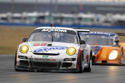 #88 Farnbacher Loles Racing Porsche GT3: Steve Johnson, Dave Lacey, Robert Nearn, James Sofronas, Ri
