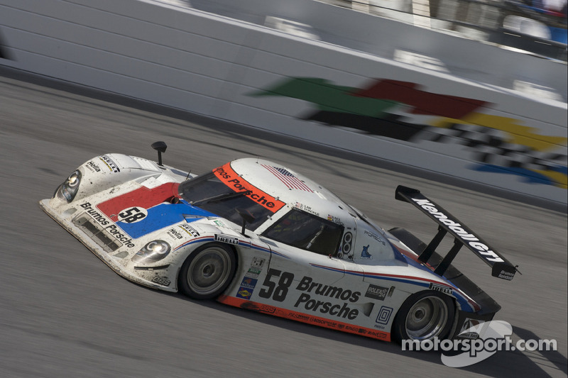 2009: #58 Brumos Racing, Riley-Porsche