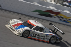 #58 Brumos Racing, Porsche Riley: David Donohue, Antonio Garcia, Darren Law, Buddy Rice