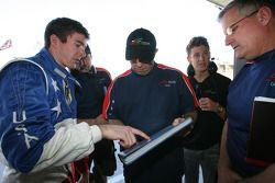 John R Hildebrand Jr , driver of A1 Team USA