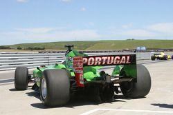 Antonio Felix da Costa, driver of A1 Team Portugal