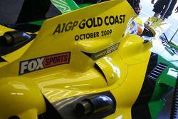 Ashley Walsh, driver of A1 Team Australia